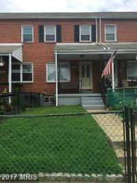 Home for sale: 2910 Strickland St., Baltimore, MD 21223