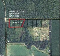 Home for sale: Lot 17 Knights Ferry Rd., Quitman, GA 31643