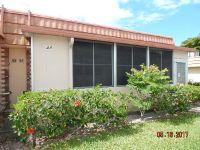 Home for sale: 44 Valencia A, Delray Beach, FL 33446