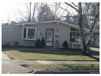 Home for sale: 698 Goodale Avenue, Clawson, MI 48017
