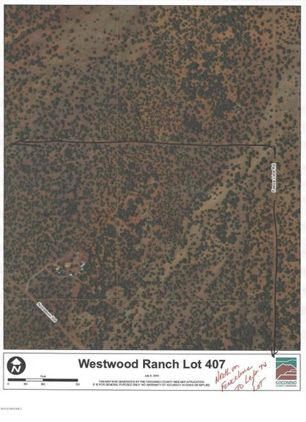 407 Westwood Ranch Lot, Seligman, AZ 86337 Photo 7