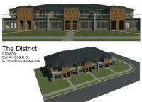 Home for sale: Unit 4 S.W. 4th St., Bentonville, AR 72712