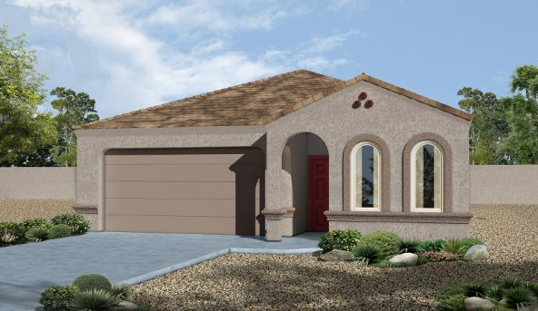 2231 N St Bonita Ln, Casa Grande, AZ 85122 Photo 1