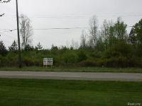 Home for sale: Vac Lapeer, Burton, MI 48509