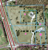 Home for sale: Tbd Stevens Ln., Mitchell, IN 47446