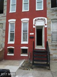 Home for sale: 337 Smallwood St., Baltimore, MD 21223