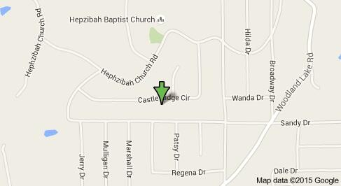 20379 Castle Ridge Rd., McCalla, AL 35111 Photo 1