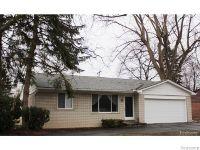 Home for sale: 23512 Meadowbrook, Novi, MI 48375