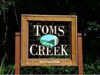 Home for sale: Lot 9 Tom's. Creek Dr., Roan Mountain, TN 37687