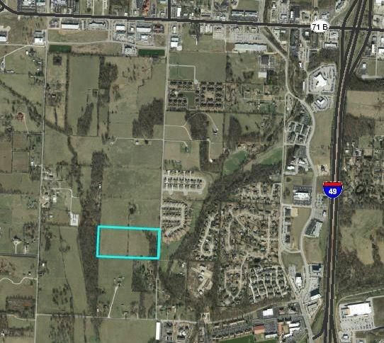 60.26 Acres At Rainbow & Stoney Brook Rd., Rogers, AR 72758 Photo 2