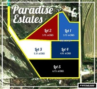 Home for sale: Lot 1 Paradise Estates Sub- Hall Rd., Riverton, WY 82501