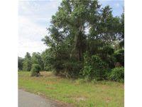 Home for sale: Treasure Island Rd., Leesburg, FL 34748